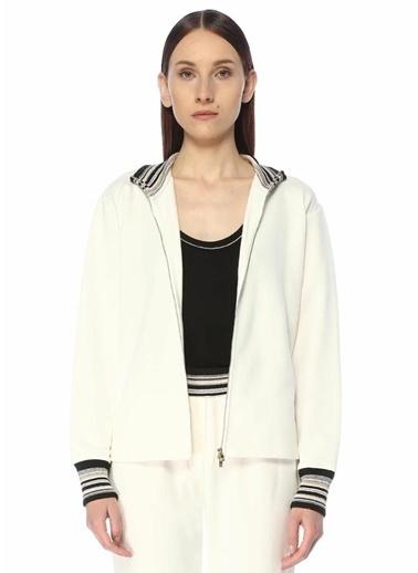 Beymen Collection Sweatshirt Beyaz